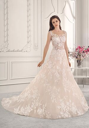 Demetrios 815 A-Line Wedding Dress