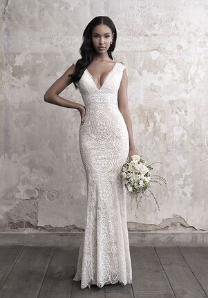 Madison James MJ450 Sheath Wedding Dress