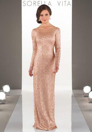 df5d325f9ed Sorella Vita 8848 Bateau Bridesmaid Dress
