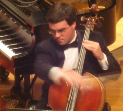 The Adirondack Cellist
