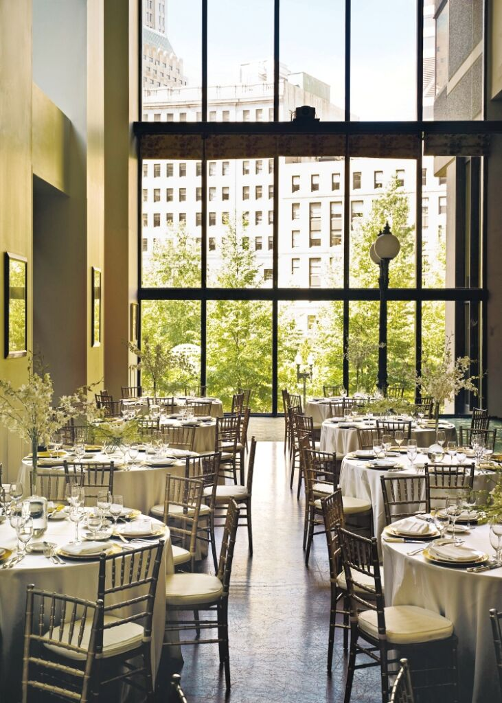 Wedding reception venues in boston ma the knot the langham boston junglespirit Image collections