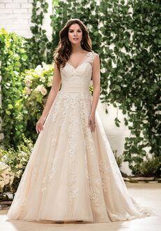 Jasmine Collection F181063 Ball Gown Wedding Dress