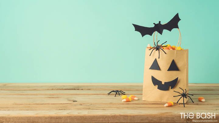 Halloween Zoom Background - Trick or Treat