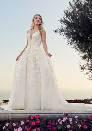 Casablanca Bridal Style 2440 Ann Ball Gown Wedding Dress