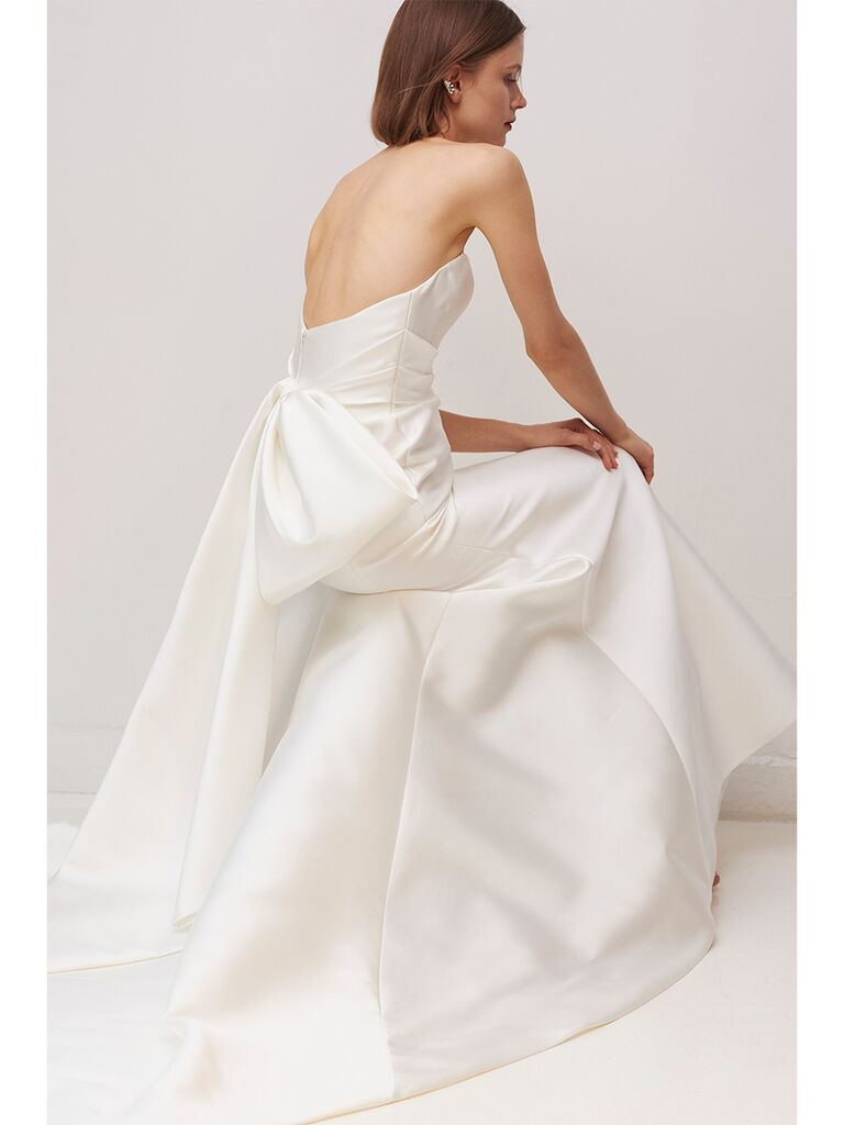 Rivini by Rita Vinieris fit and flared gown
