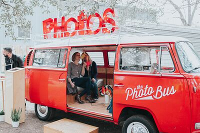 The Photo Bus Austin | VW Photo Booths & more