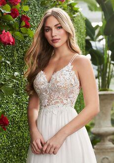 Mikaella 2258 A-Line Wedding Dress