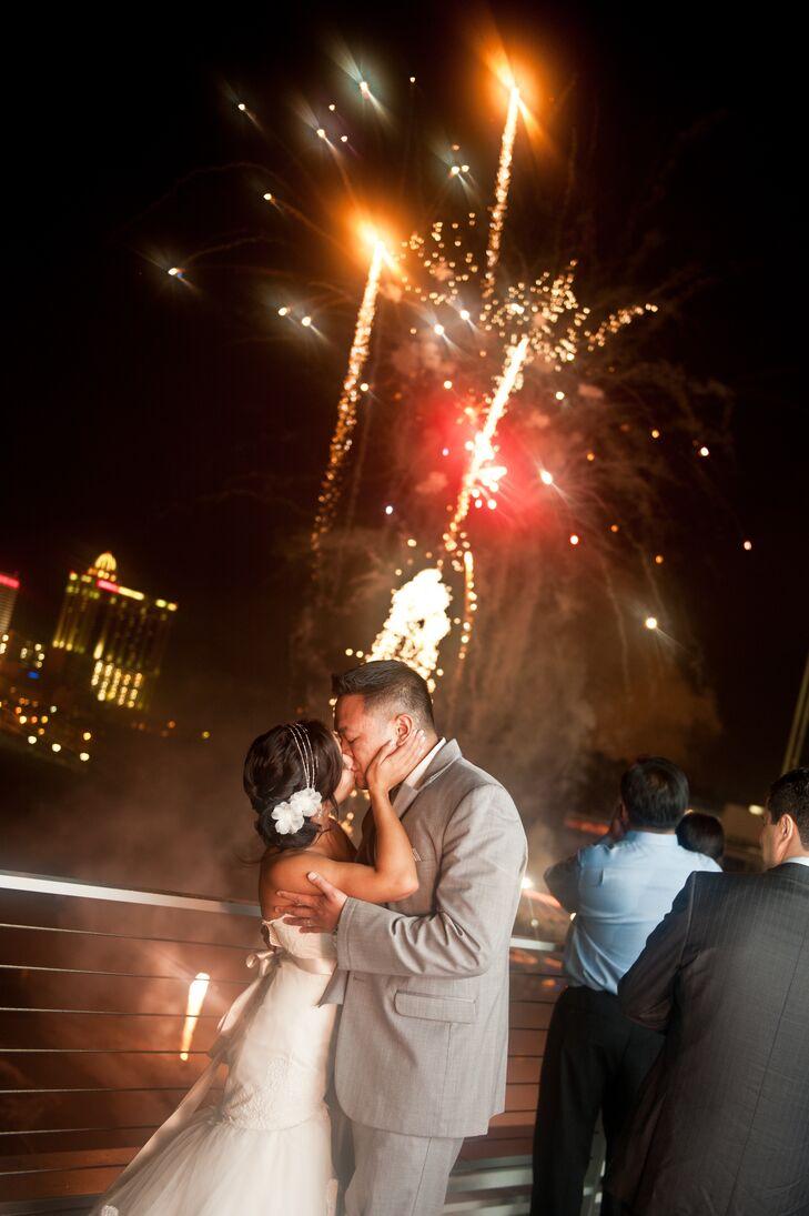 Reception Fireworks
