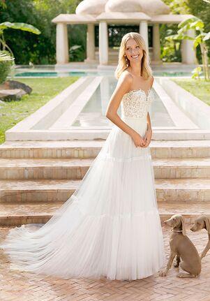 Rosa Clará Soft Rami A-Line Wedding Dress