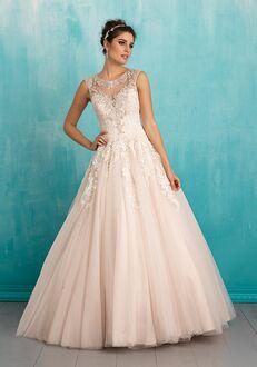 Allure Bridals 9323 Ball Gown Wedding Dress