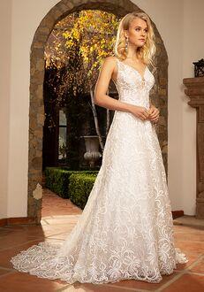Casablanca Bridal 2378 Tatiana A-Line Wedding Dress