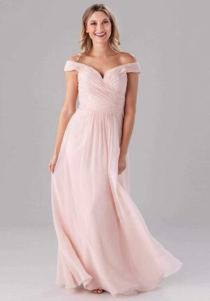Kennedy Blue Jenna Sweetheart Bridesmaid Dress