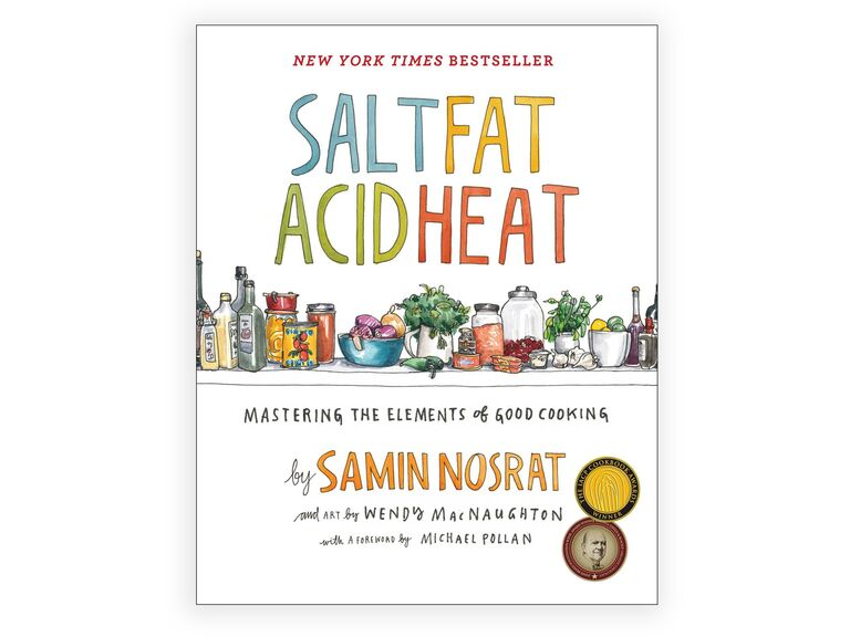 Salt, Fat, Acid, Heat by Samin Nostrat