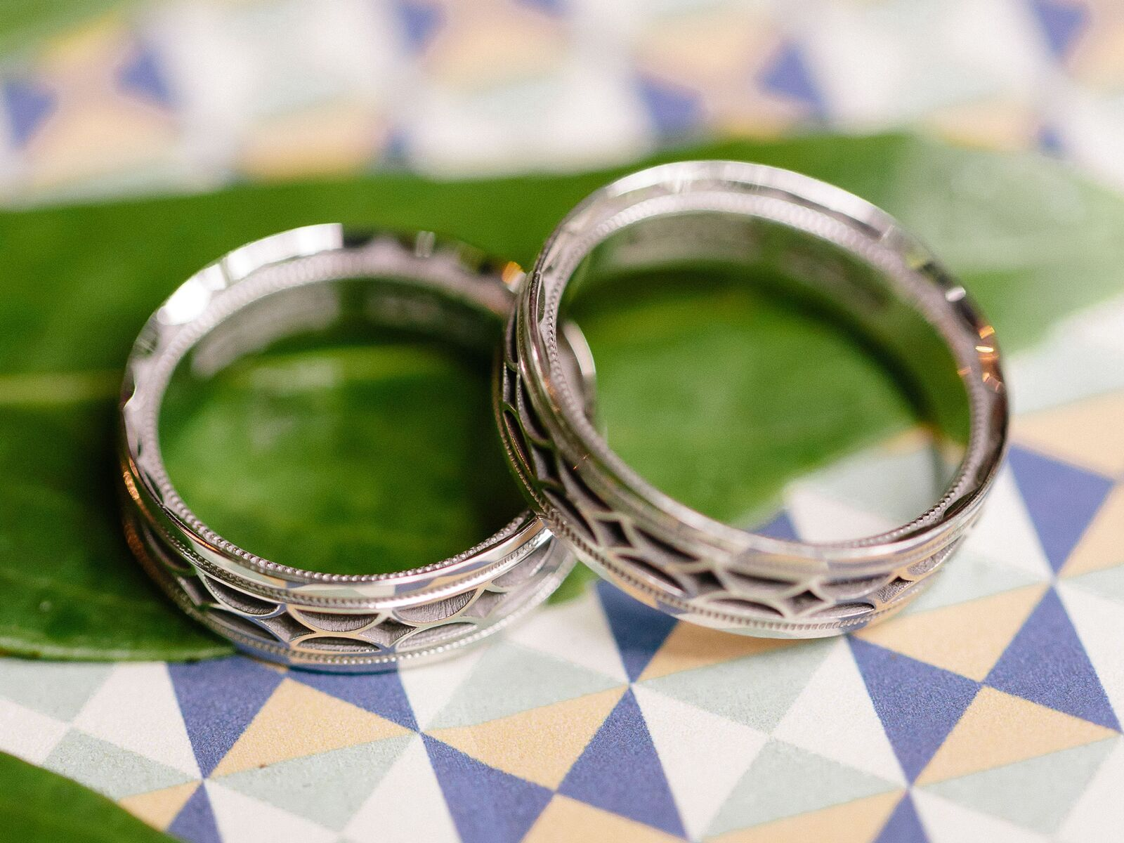 40 Unique Wedding Bands For Men