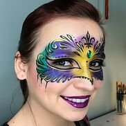 Los Angeles, CA Face Painting | Magic Marker Face painting, Caricatures, and More!