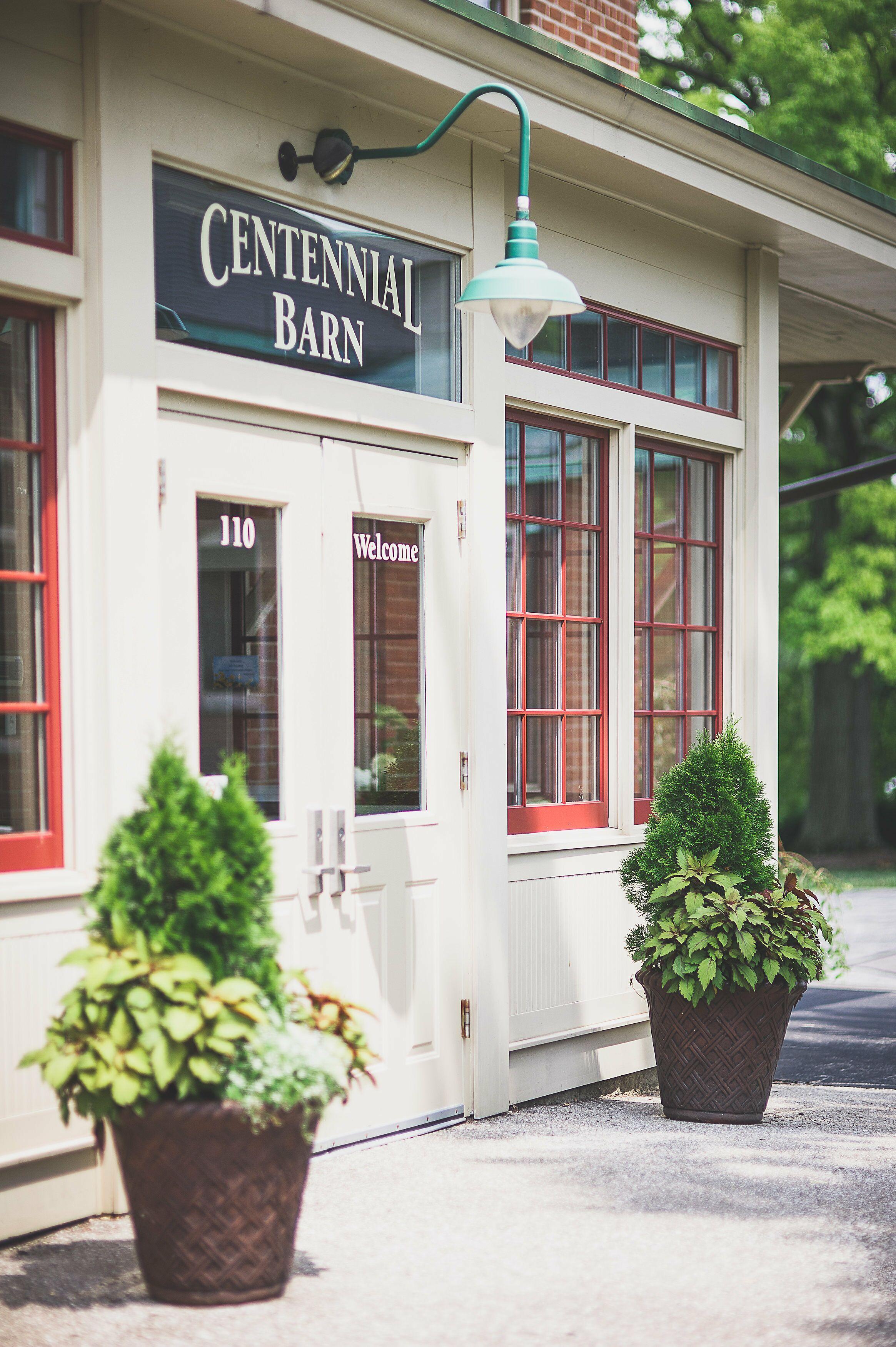 Centennial Barn | Reception Venues - Cincinnati, OH