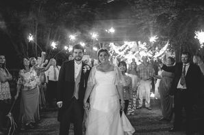 Sparkler Recessional from Timber Creek Camp