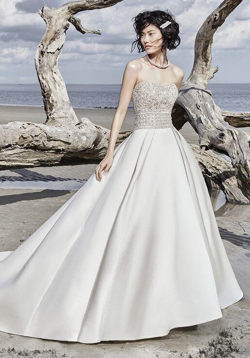 Sottero and Midgley Phoenix Ball Gown Wedding Dress