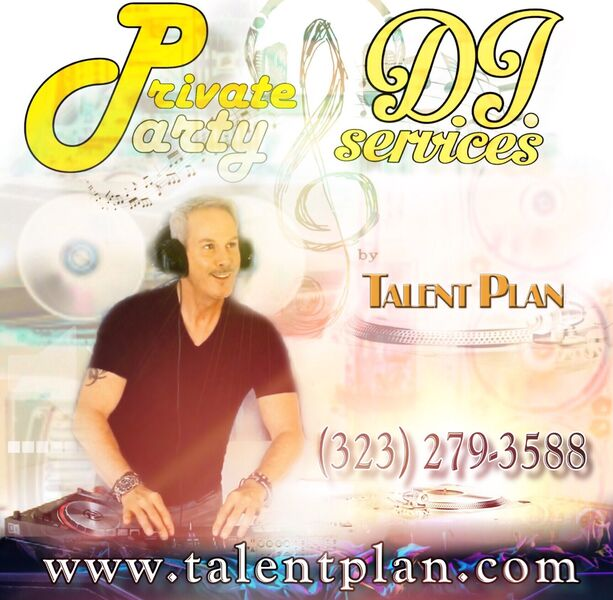 Private Party DJ Services - Event DJ - Los Angeles, CA