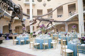 Museum Atrium Reception