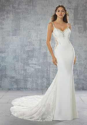 Madeline Gardner Signature Sydney 1014 Sheath Wedding Dress