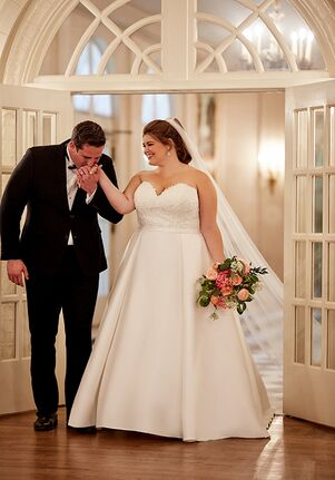 Stella York 6763+ A-Line Wedding Dress