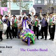 Oakland, CA Brass Band | The Gumbo Band