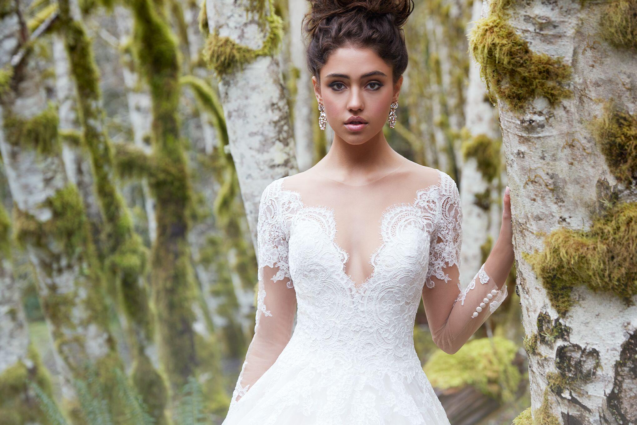 Simple Wedding Dresses 2017 Trends And Ideas: Bridal Salons - Wilmington, DE