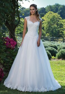 Sincerity Bridal 3982 Ball Gown Wedding Dress