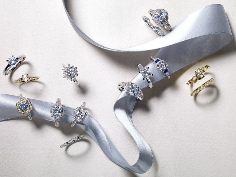 Engagement Ring Metal Types - Engagement Ring Metal Comparison