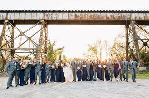 Elegant Atlanta Wedding