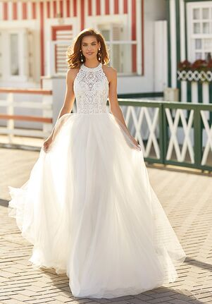Rosa Clará Soft HANNA Sheath Wedding Dress