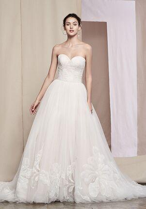 Justin Alexander Signature Fleur Ball Gown Wedding Dress
