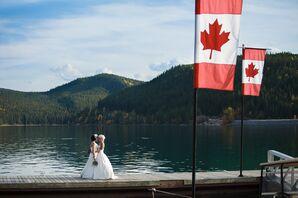 Vermillion Lakes Wedding