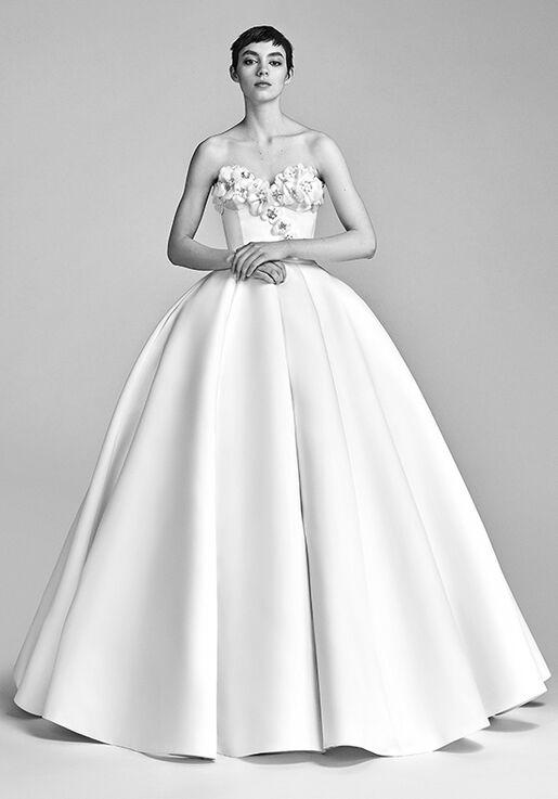 Viktor Rolf Mariage Bloom Bustier Gown Ball Wedding Dress