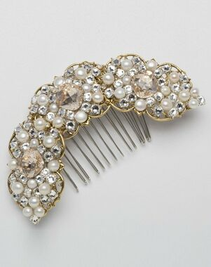 MEG Jewelry Aili comb Wedding  photo