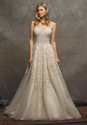 Enaura Bridal Couture ES750 - Jubilee A-Line Wedding Dress