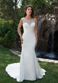 Pallas Athena PA9264 Mermaid Wedding Dress