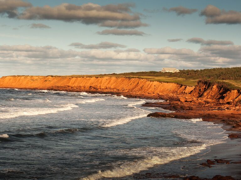 Prince Edward Island honeymoon destination