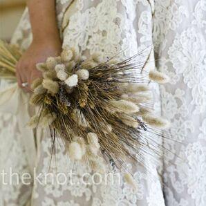 Brown Wedding Bouquet