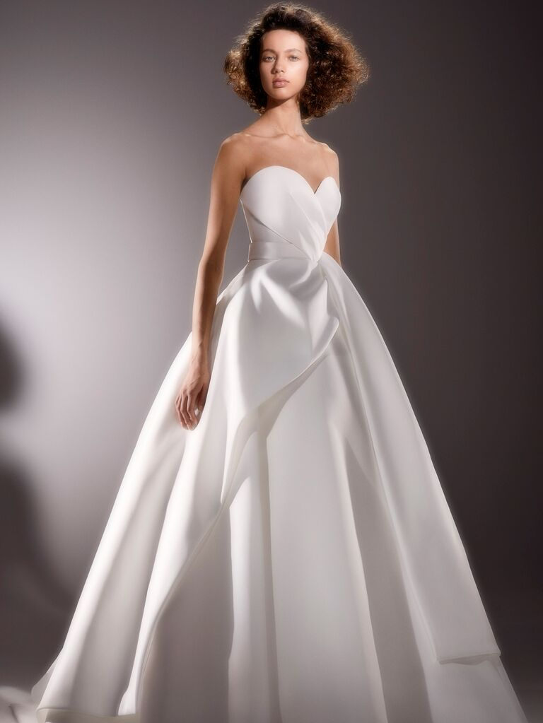 Viktor & Rolf Spring 2020 Bridal Collection ball gown wedding dress