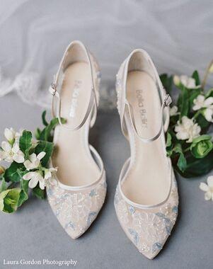 Bella Belle VIOLA Blue Shoe
