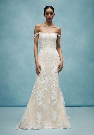 Anne Barge Walton Mermaid Wedding Dress