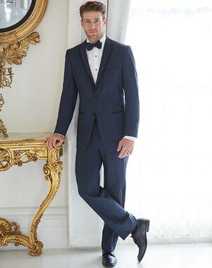 Allure Men Indigo Tuxedo Blue Tuxedo