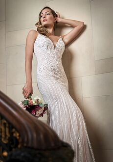 Jasmine Couture T222005 Mermaid Wedding Dress