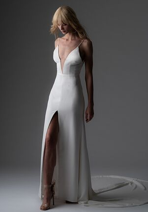 Alyne by Rita Vinieris Georgia Sheath Wedding Dress