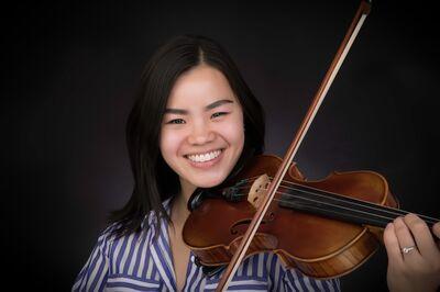 Isabel Carter, Violinist