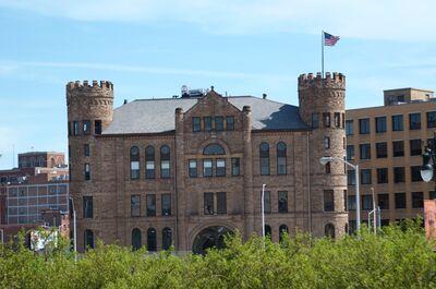 Castle Hall Detroit