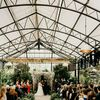 A Bright, Quirky Wedding at Planterra Conservatory in West Bloomfield, Michigan
