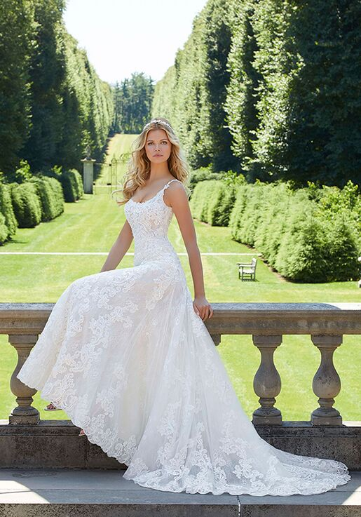 a7ae0daa909 Morilee by Madeline Gardner Padma Wedding Dress - The Knot